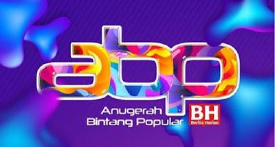Keputusan Pemenang ABPBH 2019 Anugerah Bintang Popular BH 32