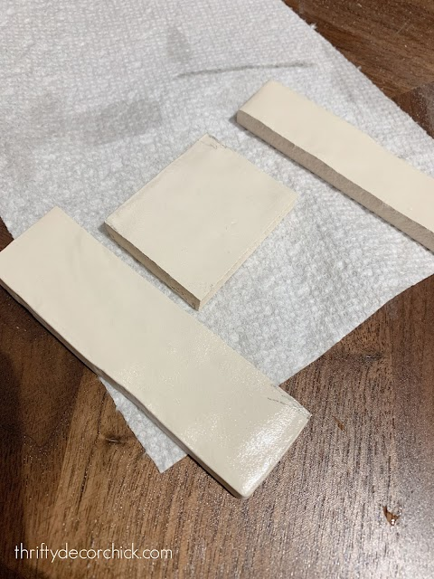 How to cut tile around outlet without saw