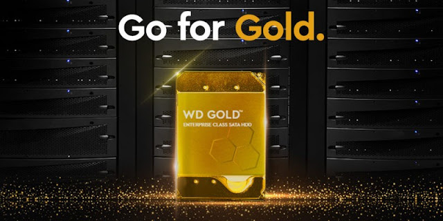 Go for WD Gold
