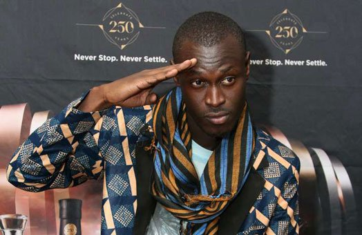 KING KAKA summoned at the DCI