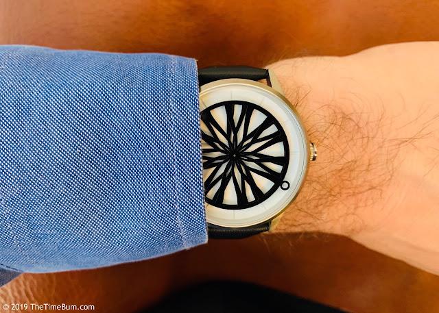Humism Dasein wrist shot