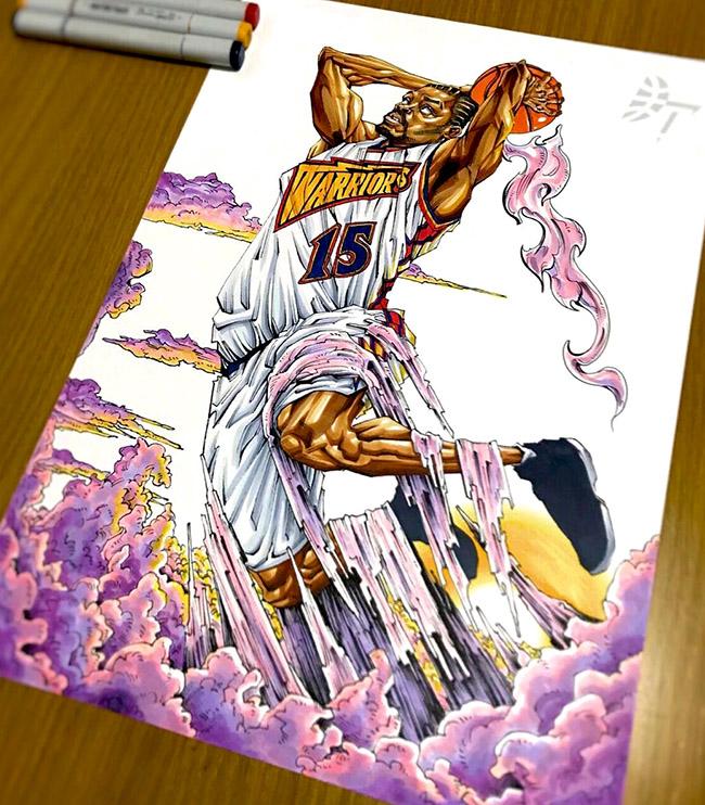 ARTIST: Dai Tamura (dai-tamura.com) via: YellowMenace.net