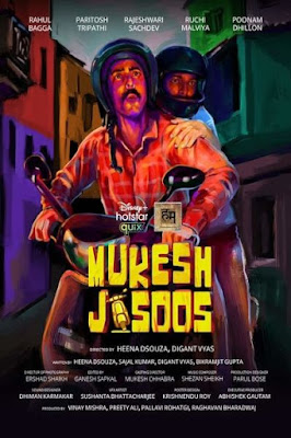 Mukesh Jasoos (2021) Season 01 Hindi Complete WEB Series 720p HDRip x264
