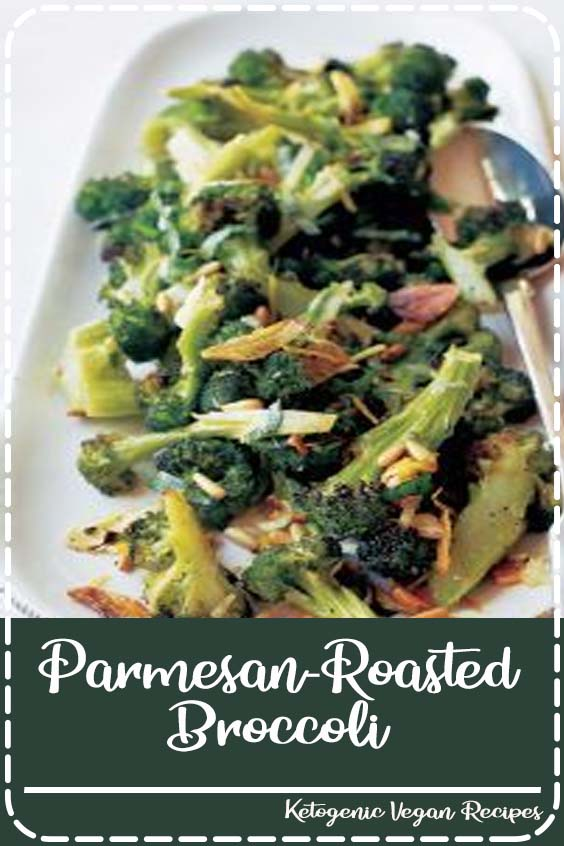 ve done something right with broccoli when the person you made it for describes it to some Parmesan-Roasted Broccoli