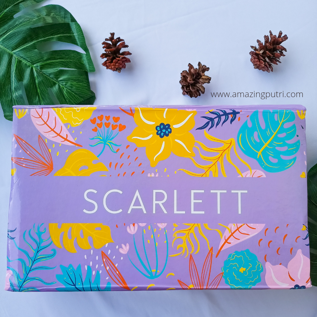 Review Scarlett Acne Cream, Brightly Ever After Cream, dan Whitening Facial Wash