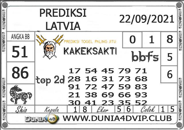 Prediksi Togel LATVIA DUNIA4D 22 SEPTEMBER 2021