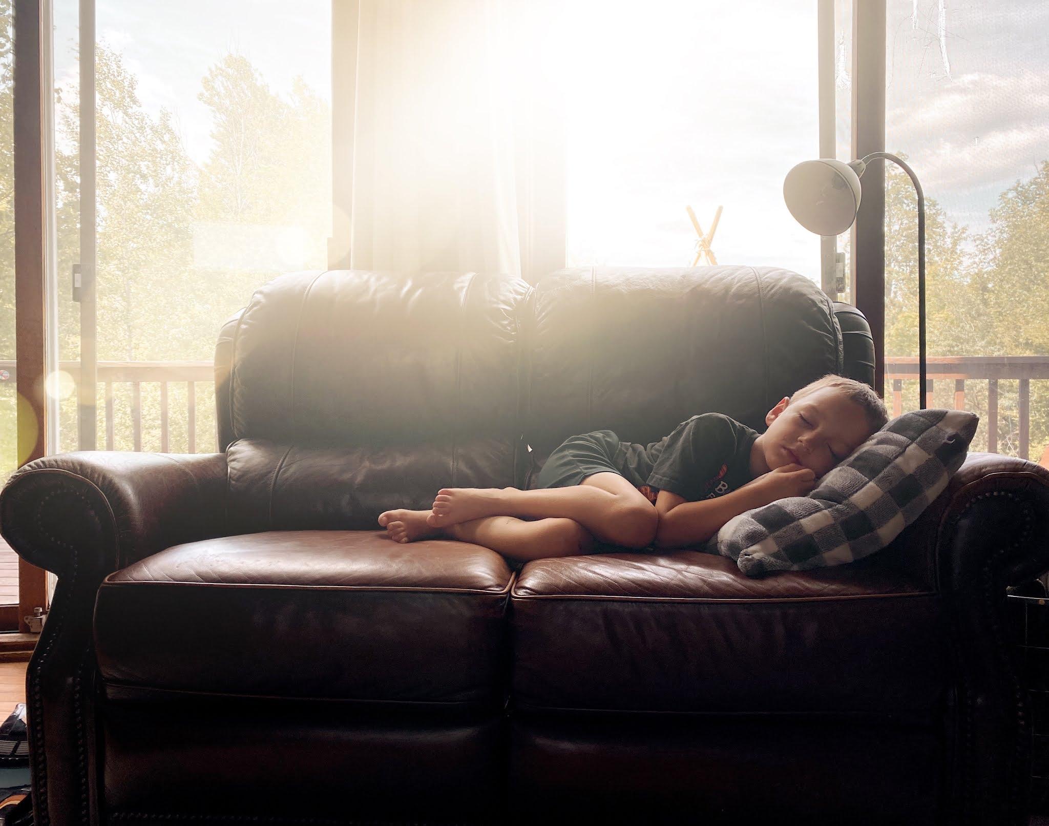 Summertime Naps | biblio-style.com
