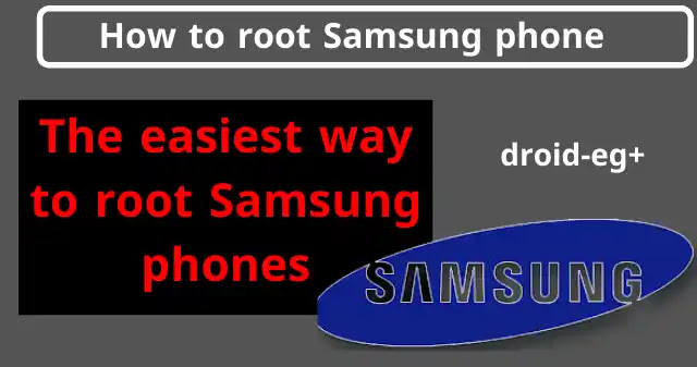 How to root Samsung phone