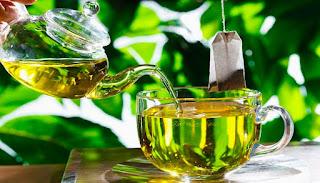 تقوية المناعة بالشاي الأخضر مع البهار