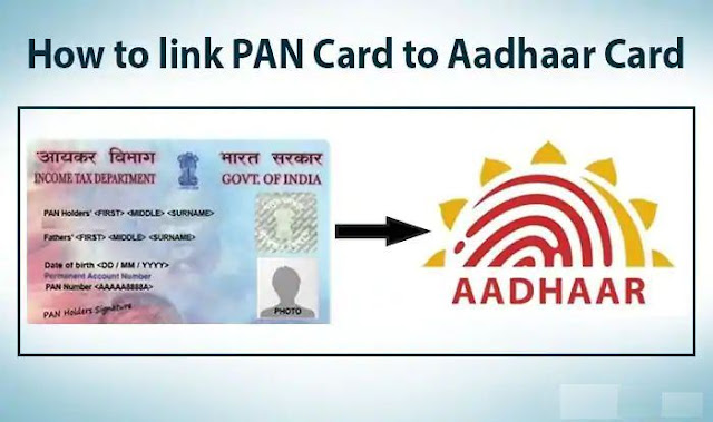LinkAadhaar to Pan Card