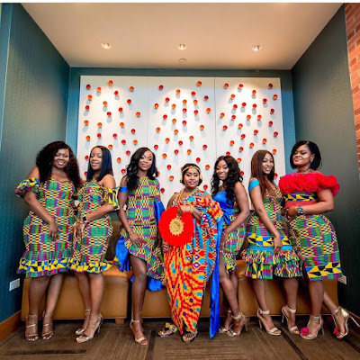 The Best And Sexy Ankara Gown Designs Of Long And Short Gowns (Photos)