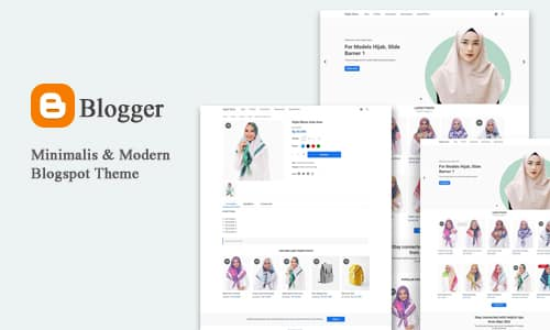 Blogger Stores - Online Store for Blogger