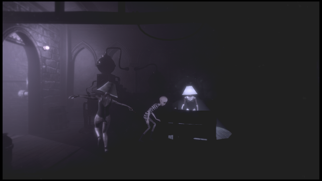Análisis de DARQ Complete Edition en PS4 - Enemigos