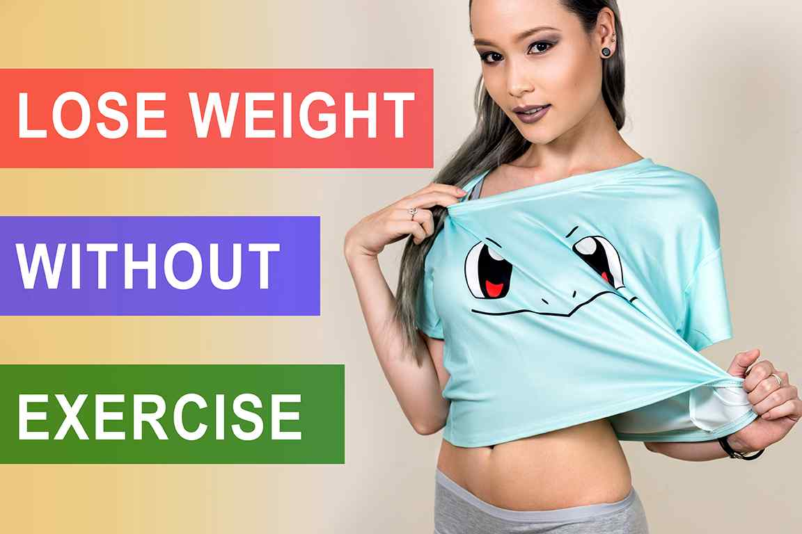 Simply Be Fit Weight Loss Tips Best Way To Lose Weight Without Exercise