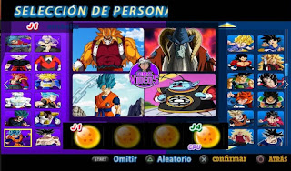 DESCARGA! YA NUEVO ISO FULL DBZ TTT ESTILO BUDOKAI TENKACHI 3 [FOR ANDROID Y PC PPSSPP]+DOWNLOAD