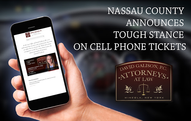 cell phone ticket attorney