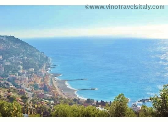 Visiting the Italian Riviera, Liguria