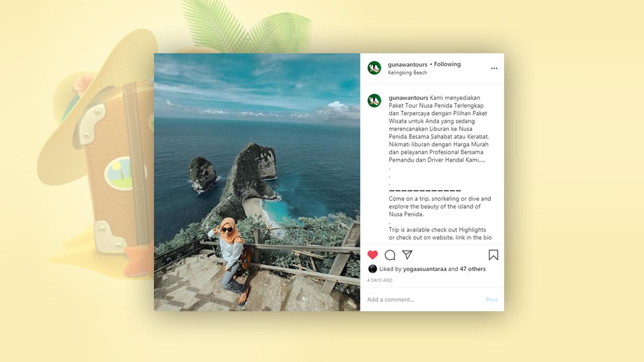 Rekreasi Asyik Liburan di Nusa Penida Tours Bali