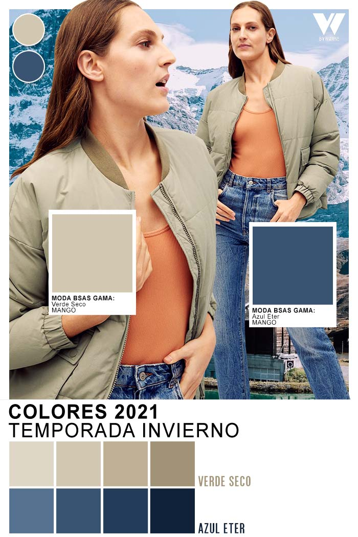 Colores del invierno 2021 colores de moda jean