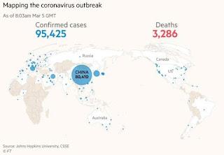Coronavirus New Jersey