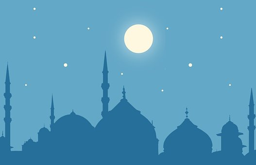 suasana ramadan saat kecil dulu