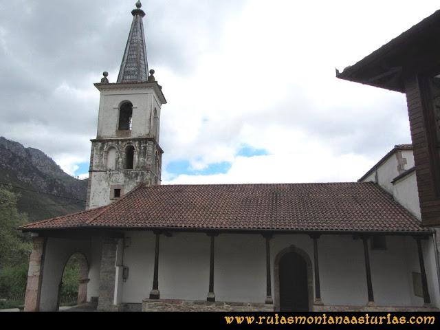 Ruta del Alba: Iglesia de San Andrés