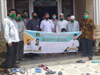 Serap Aspirasi Warga, H.Salman Alfarisi Kunjungi Medan Amplas