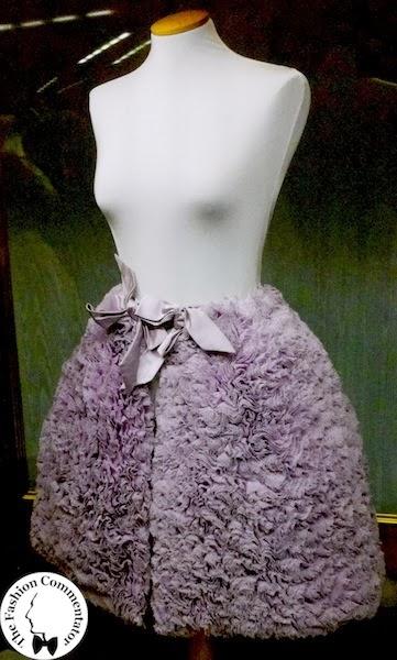 Donne protagoniste del Novecento - Anna Rontani - Sartoria Sargentini Wrap Skirt 1959/1960 - Galleria del Costume Firenze