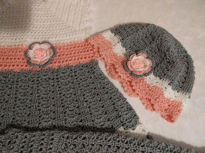 Ogromny Szydełkowe i na drutach ubranka dla dzieci ZN16
