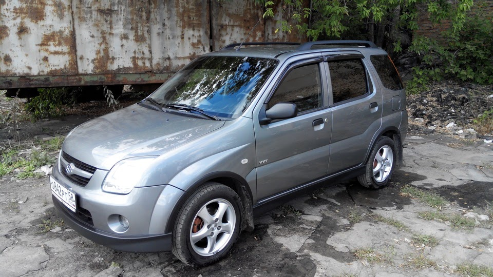 Suzuki Ignis II, 5D, MH