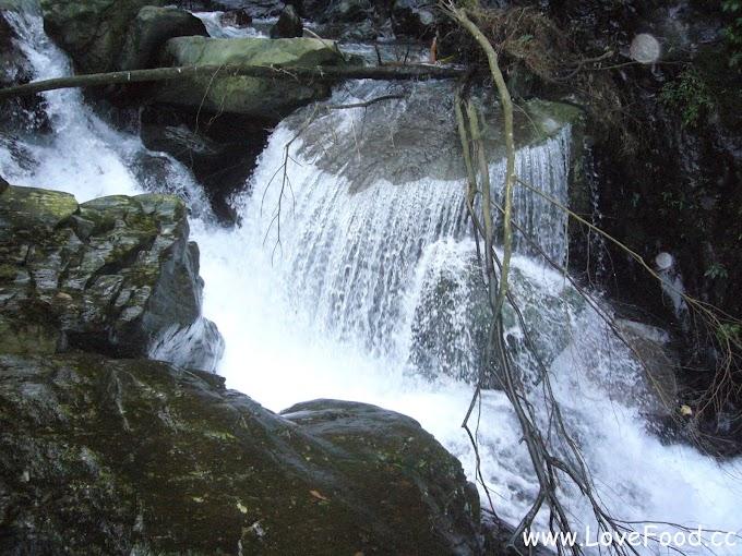 宜蘭冬山-新寮瀑布步道-來場森林浴 天然泳池的壯麗瀑布-xin liao bao bu