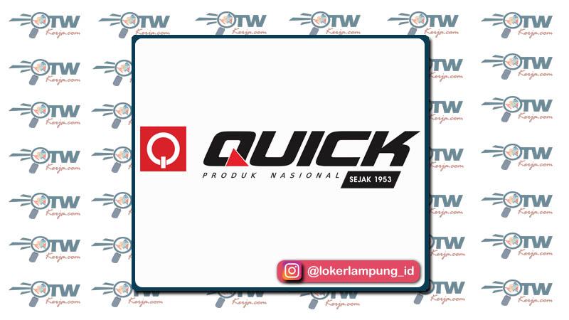 Lowongan Kerja Lampung 3 Posisi Cv Karya Hidup Sentosa Quick Otw Kerja