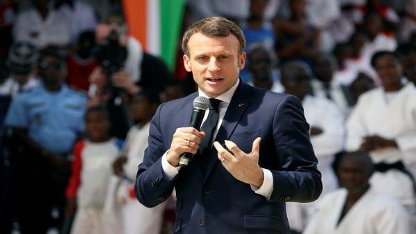 Macron pide a sindicalistas suspender huelga en fiestas decembrinas