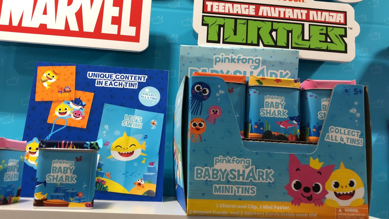 Tubey Toys Review New York Toy Fair Bulls I Toys Booth