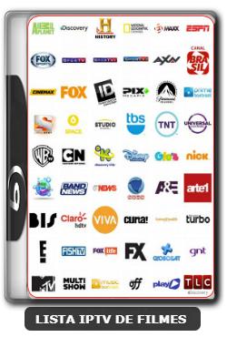 Novos Canais da Claro TV - 12-03-2020