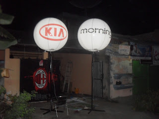 Balon Light Bali