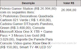 Promoção Geek: Xbox e Magalu te dão um Gamer Station Completo na sua casa