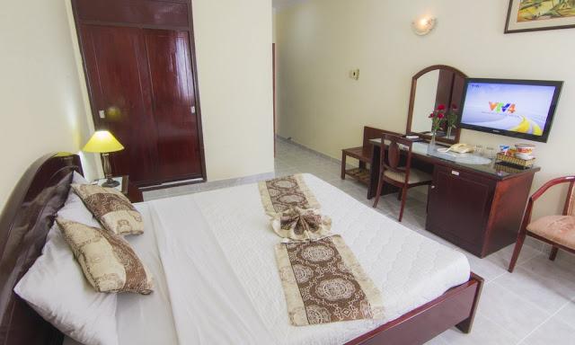 Phòng Double dành cho các cặp tình nhân