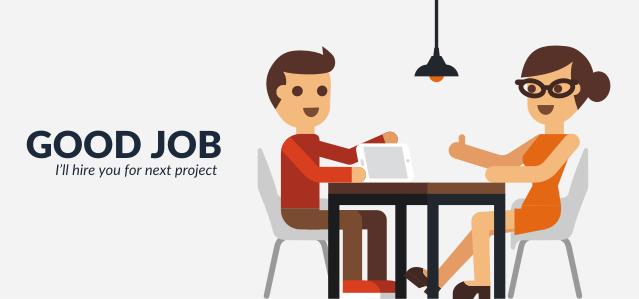 cara desainer freelance menghadapi klien