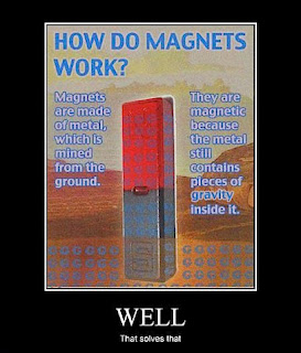 how do magnets work funny mormon religious explanation for magnetism