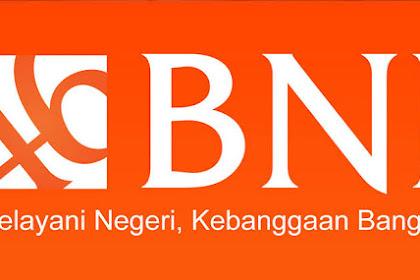 Lowongan Kerja Teller PT. Bank Negara Indonesia (Persero) Tbk Tingkat SMA/SEDERAJAT Batas Pendaftaran 7 Juni 2019