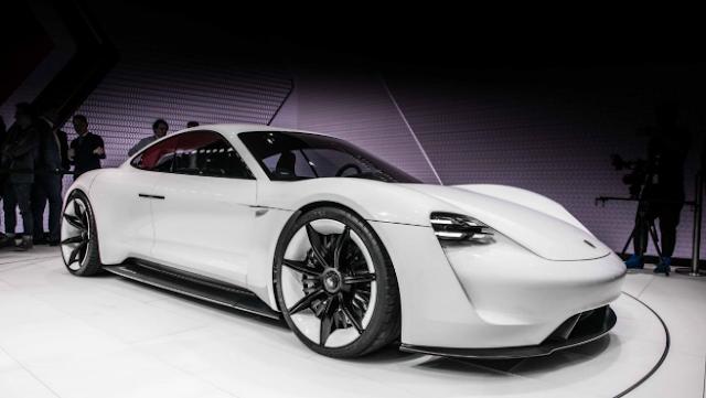 2020 Porsche Taycan Hybrid redesign