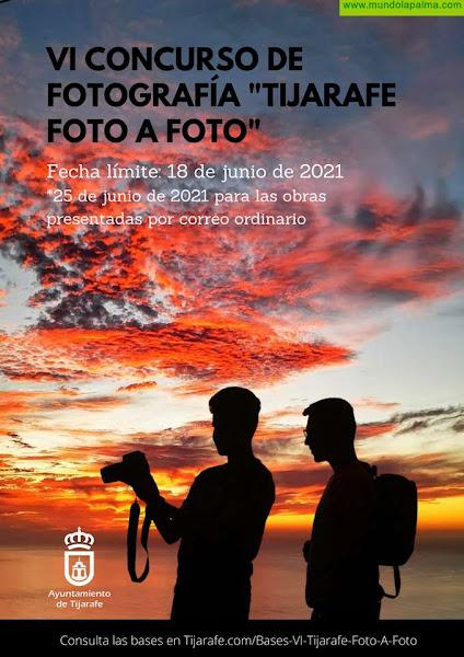 """Se convoca una nueva edición del concurso """"Tijarafe Foto a Foto"""""""