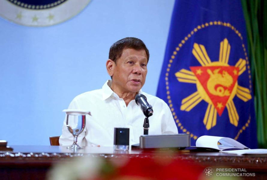 Duterte announces January quarantine classifications