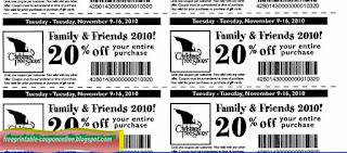Printable Coupons 2020: Christmas Tree Shops Coupons