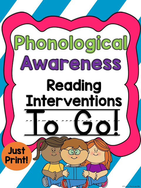 https://www.teacherspayteachers.com/Product/Phonological-Awareness-Intervention-and-Practice-3068050