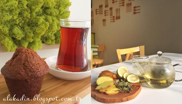 Organik, hormonsuz bir yer Masum Mutfak