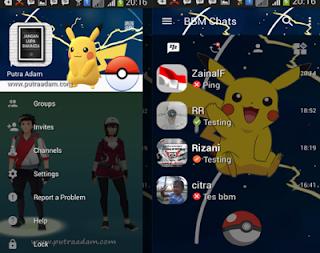 BBM MOD Pokemon Go V3.0.0.18 APK