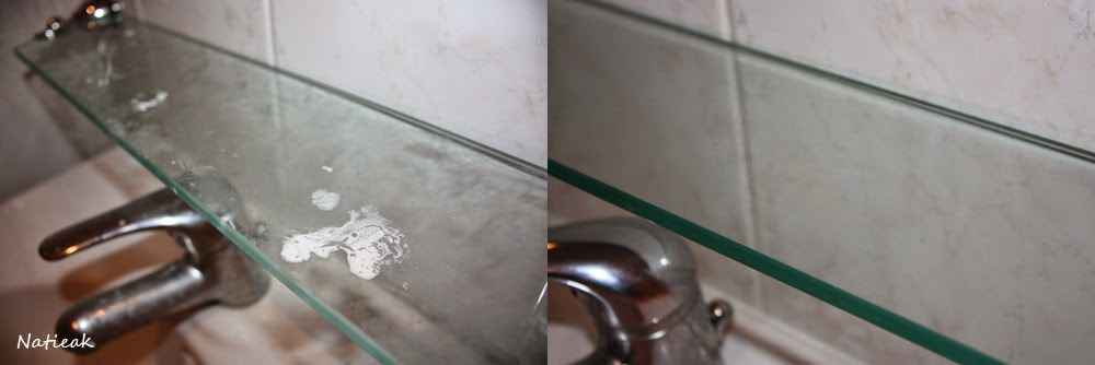 Ajax je nettoie tout salle de bain