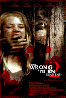 Wrong Turn 2 Dead End 2007 Unrated 720p English BRRip Full Movie